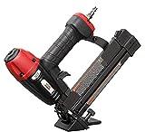 3PLUS HFS509040SP 4-in-1 Pneumatic 18 Gauge Flooring Stapler/Nailer
