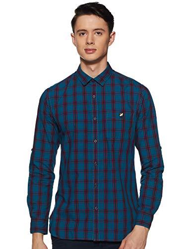 Amazon Brand – House & Shields Men Casual Shirt