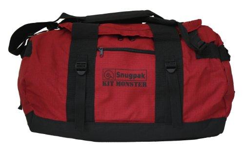 Snugpak Kit Monster 65 - Red - One Size