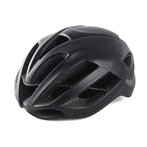 Casco de ciclismo Siqiwl para bicicleta Aero ultraligero, color rojo, casco de...