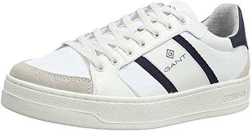 GANT Footwear Herren LE Brook Sneaker, Weiß (Off White G20), 41 EU