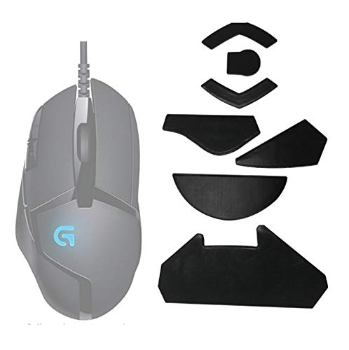 Replacement Mouse Sticker Mice feet Skates Compatible for Logitech G402 , Logitech G303 Gaming Mouse (G402 Mouse Sticker)