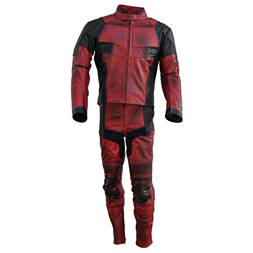 Racing Leather Jackets Mens