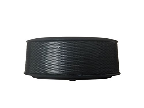 Corseca Eclipse-2 Bluetooth Speaker(Black)-DMS1710BT