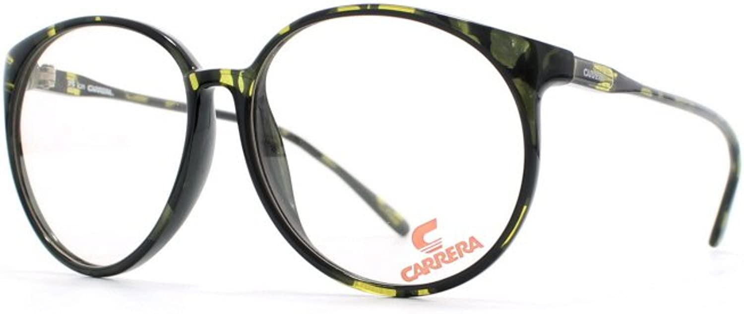 Carrera 5354 61 Green and Black Authentic Men  Women Vintage Eyeglasses Frame
