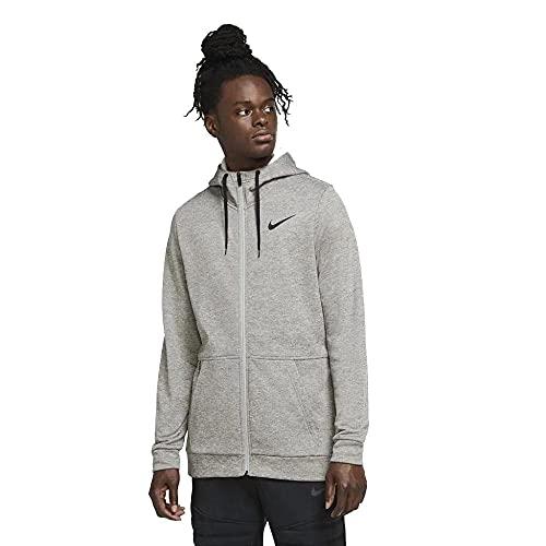 Nike Tf HD FZ Giacca Dk Grey Heather/Black XL