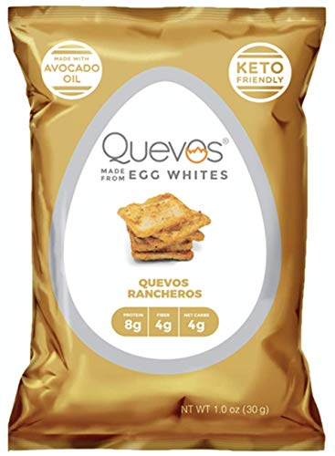 Keto Variety 5-Pack Egg White Chips $13.49 (10% OFF Coupon)