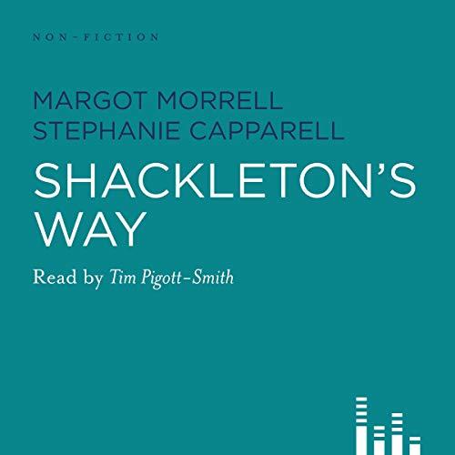 Shackleton's Way audiobook cover art
