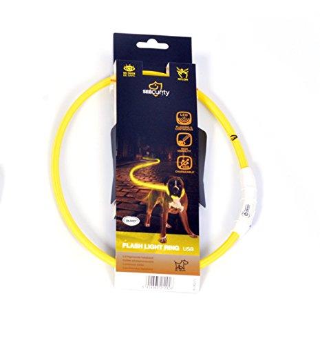 Duvo+ 1270014 Collier Lumineux pour Chien