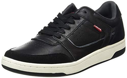 Levis Footwear and Accessories Wishon, scarpe da uomo, nero, 41