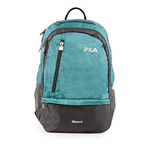 Fila Duel School: Mochila para ordenador portátil  verde azulado     FL BP 1108