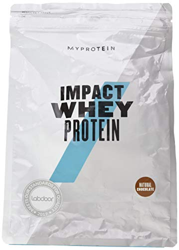 Myprotein Impact Whey Protein Natural Chocolate 1000g