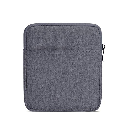 XIAOMIHU Smart cover, For Amazon Kindle Oasis3 7-Inch 2019 Protection Case Cover Oasis 3 Dual Storage Phone Case Slot Wallet Zipper Bag Tablet Cases (Color : 1)