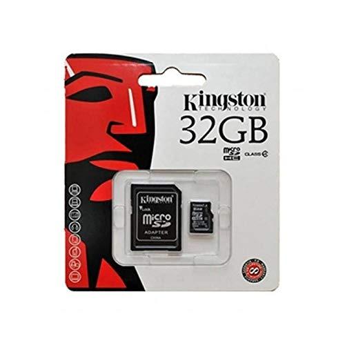 Kingston Speicherkarte microSD SDHC 32GB (Class 4) Original für Doro Liberto 825