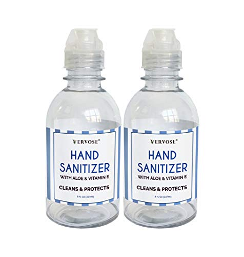 Hand Cleaner by Vervose | 70% Ethyl Alcohol | Cleans &...
