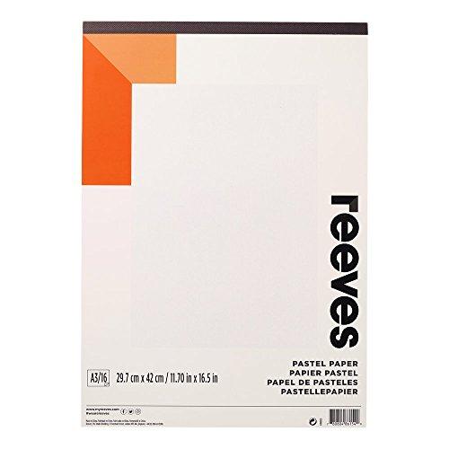 Reeves - Papel para pastel A3 - Multicolor