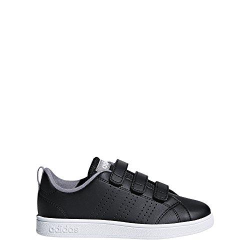 adidasDB1823 - Vs ADV Cl CMF Inf Fille/garçon, Noir (Core Black/Core Black/Grey Three), 20 EU