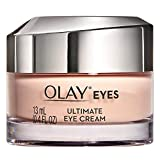 Olay Eyes Ultimate Eye Cream For Wrinkles, Puffy Eyes and Under Eye Dark Circles, 0.4 Oz