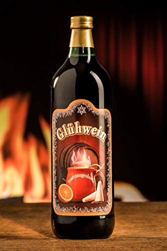 Fuego Alicates de vino caliente (1L) 9% vol. ALC.