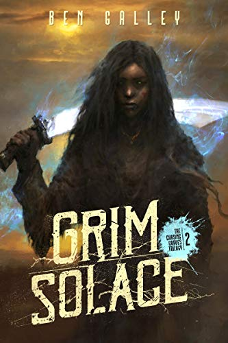 Grim Solace (The Chasing Graves Trilogy Book 2) (English Edition)