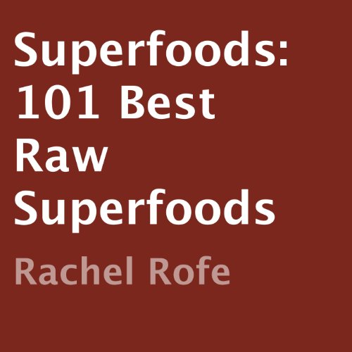 Superfoods audiobook cover art