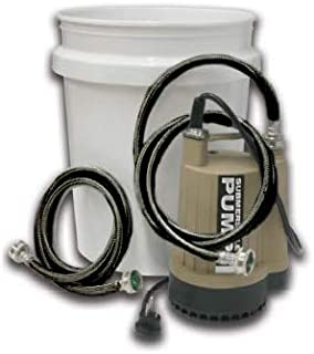 Rheem RTG20124 Tankless Water Heater Flushing Kit