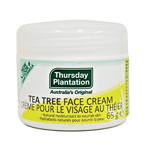 Thursday Plantation Tea Tree Crema facial 65 g