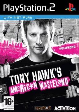 Activision Tony Hawk's American Wasteland, PS2 PlayStation 2 Inglés vídeo - Juego (PS2, PlayStation 2, Deportes, Modo multijugador)