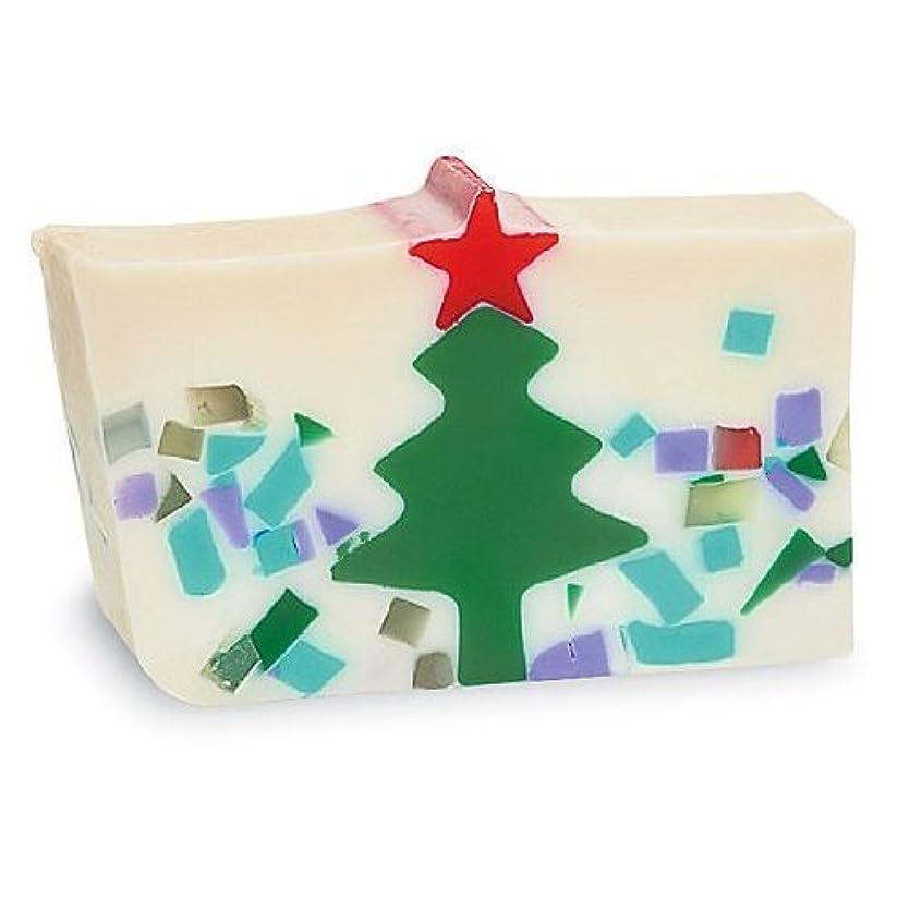 滅多メジャーファイターPrimal Elements SWXMAS Holiday Handmade Glycerin Bar Soap - 6.5 oz.
