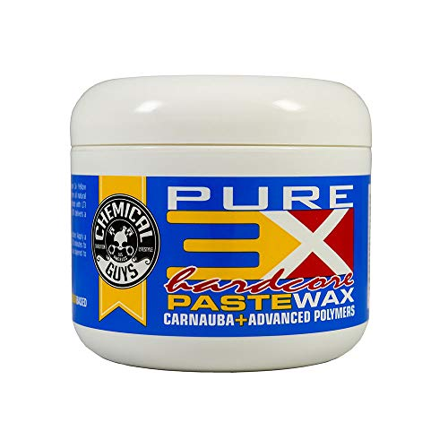 Chemical Guys WAC_301 XXX Hardcore Carnauba Paste Wax (8 oz)