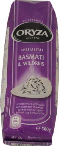Oryza Basmati & Wildreis 500g