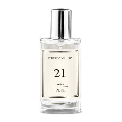 FM by Federico Mahora Parfüm No 21 Eau de Parfum Pure Collection Für Damen 50ml … …