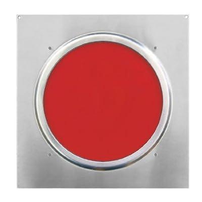 American DJ Par 56 Dichroic Filter Polished/Red