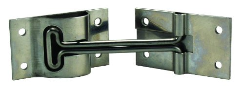 """JR Products 10525 Stainless Steel T-Style Door Holder - 6"""""""