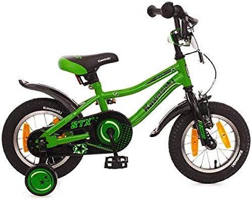 Bachtenkirch Kinderfahrrad 12'' Kawasaki STX Grün