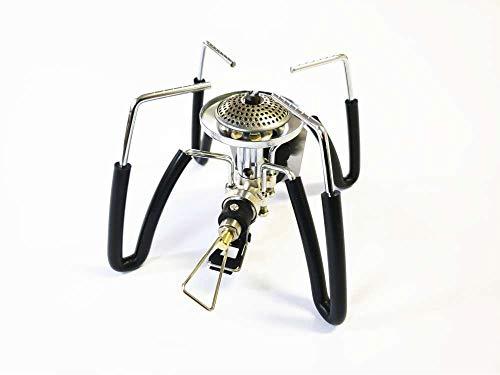 AUTOMAX izumi シリコン (4mm) 黒 SOTO ソト ST-310 アシストグリップ代用 シリコンチューブ 耐熱 ブラック