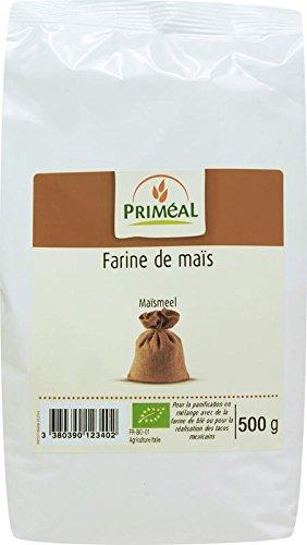Priméal Farine de Maïs 500 g