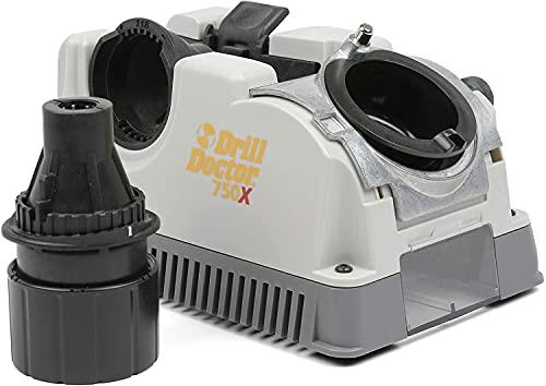 Brinkmann + Wecker Bohrerschleifgerät Drill-Doctor DD-750X 2,5-19,0mm Spitzenwinkel 118Grad-140Grad (52201)