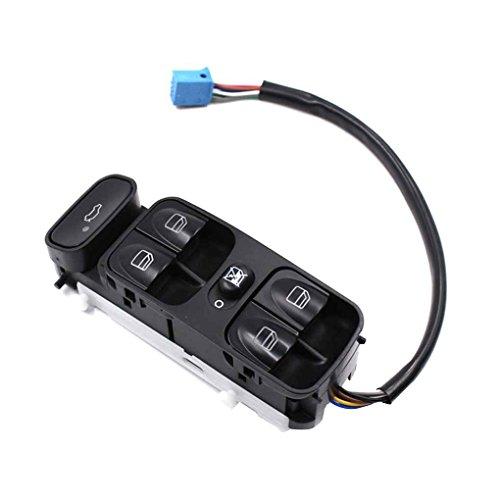 Censhaorme A2038210679 Auto Schalter für Fensterheber-Schalter Fenster für Mercedes-Benz C-Klasse W203 Elektro-Controller Auto Fenster-Schalter