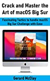 Crack and Master the Art of macOS Big Sur: Fascinating Tactics to handle macOS Big Sur Challenge with Ease (English Edition)