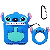 Leosimp For Airpods 1&2 Case,Cute 3D Funny Cartoon