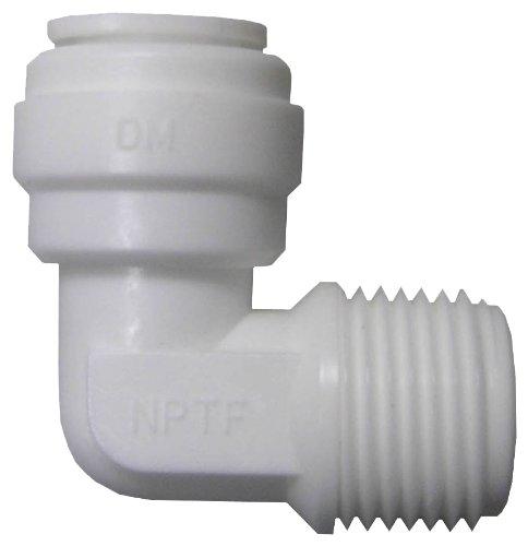 WATTS BRASS & TUBULAR - 3/8 x 1/4-Inch Male Pipe Thread Elbow