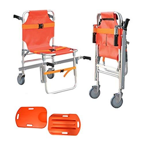 Chang Patiententransport Tragestuhl Treppenstuhl Krankenstuhl Transportstuhl Bahre Tragbare Medizinische Erste Hilfe Liefert Druckplatte
