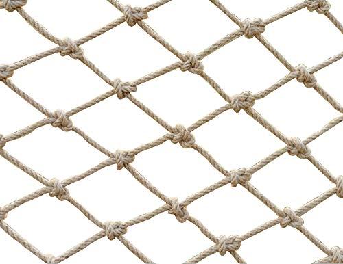 MY1MEY Dekoratives Netz, Papagei Kletternetz Nylonseil Vogelkäfig Leiter Gym Hängen Schaukelnetz Hängematte Spielzeug Dekoration Schutznetz Bunt Pflanze Kletternetz(1*2m(3.9*6.6ft))