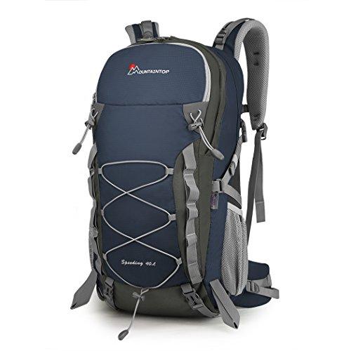 MOUNTAINTOP Erwachsene Rucksack DSM6000lanseDE, blau, 40L, DSM6000lanseDE