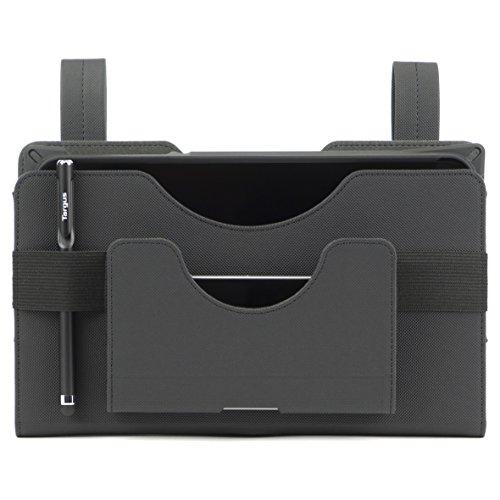Targus THD473GLZ Soporte de Transporte para la Funda Todoterreno (Horizontal) Tablets de Entre 7 y 8 - Negro