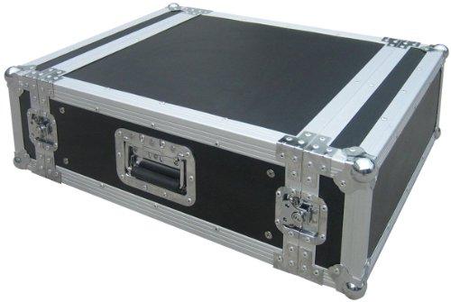 Flightcase 4 HE Doubledoor 9mm