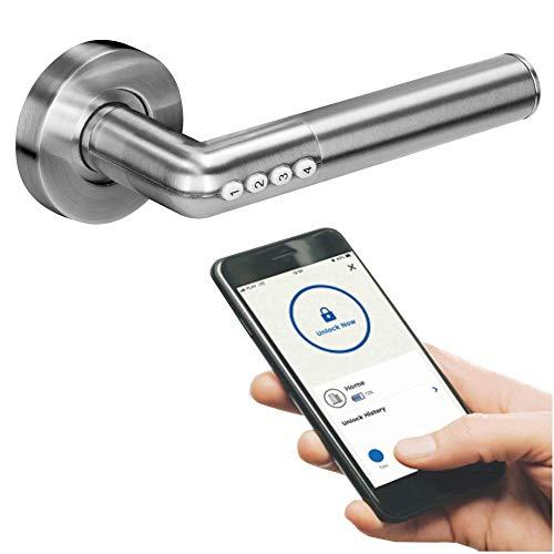 ORNO OR-ZS-850 Elektronisches Türschloss Bluetooth Smart IP20 Öffnen über PIN und über die Anwendung