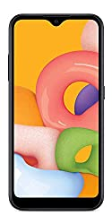 top 10 tracfone no camera Tracfone Samsung Galaxy A01 4G LTE Prepaid Smartphone – Black – 16 GB – SIM Card Included – CDMA,…