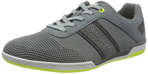 bugatti Herren 321726096900 Sneaker, Grau, 46 EU